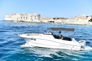 Dubrovnik islands boat trip