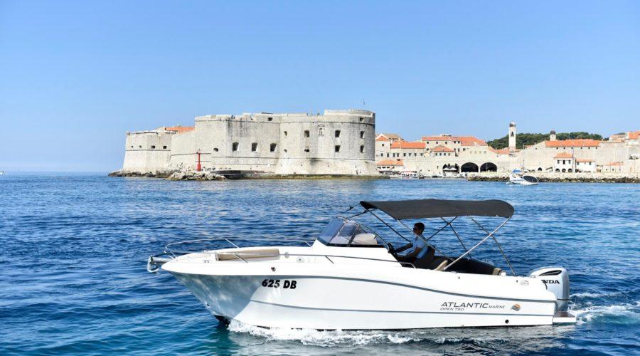 private boat tour elaphite islands