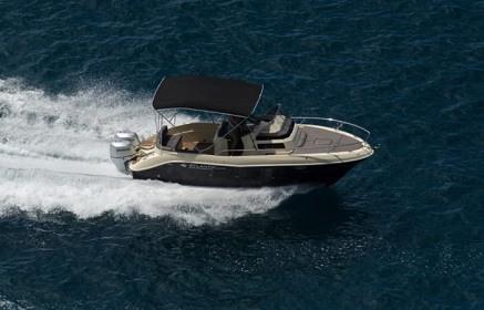 boat tour island kolocep atlantic sun cruiser 815