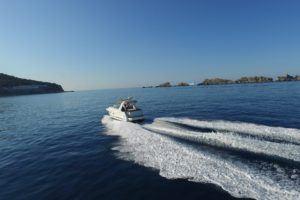 boat tour elaphite islands